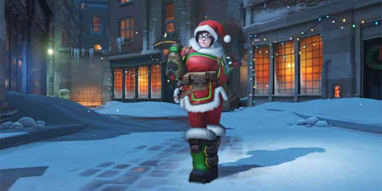 mei overwatch legendary skin