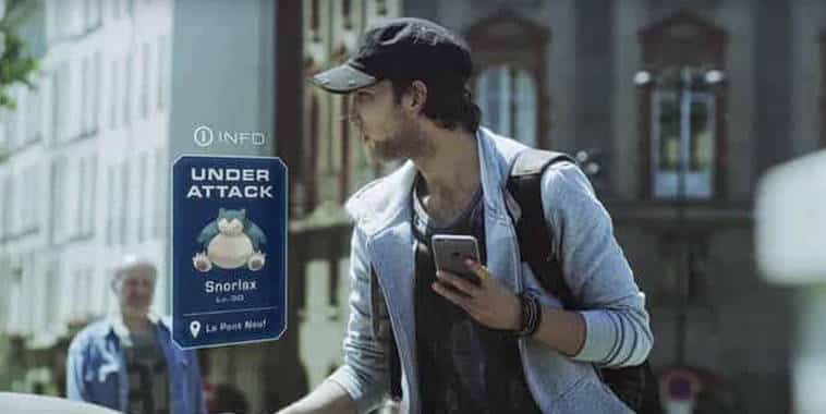 pokemon go under attack