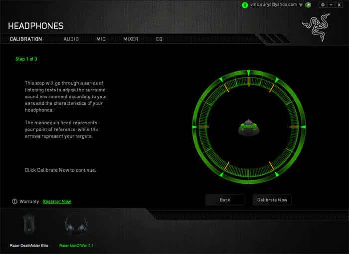 razer mano war review razer synapse calibration