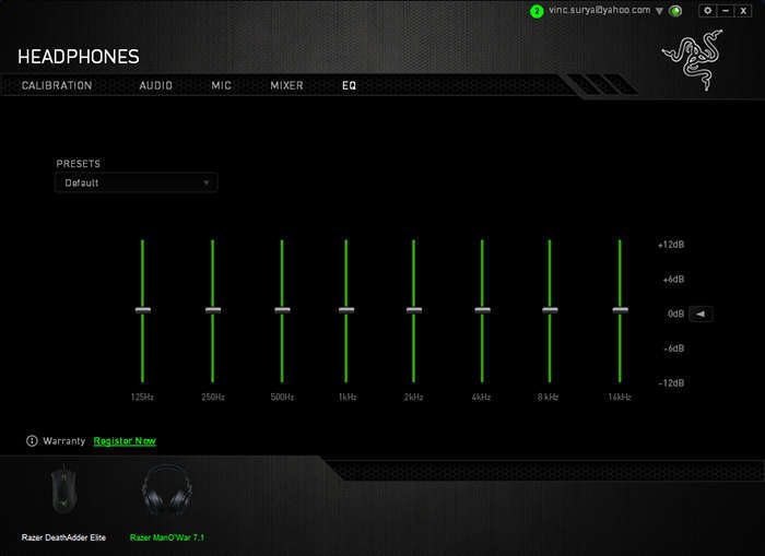 razer mano war review razer synapse eq