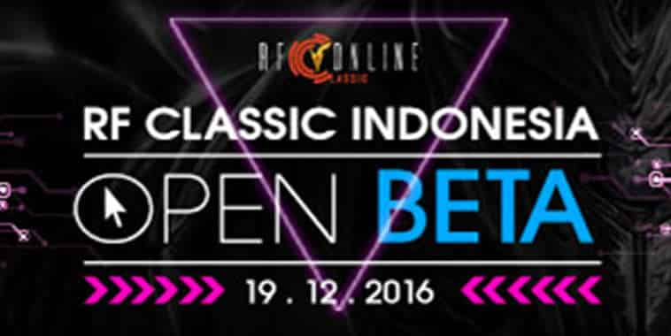 rf classic indonesia open beta