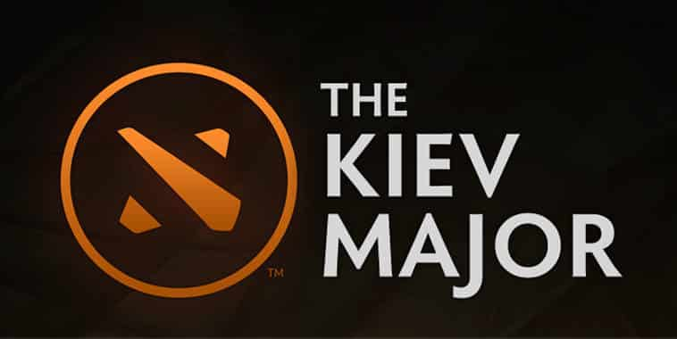 the kiev major logo