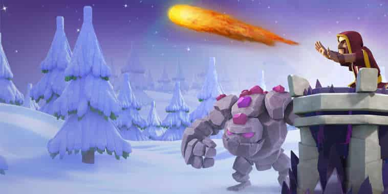 winter update 2016 clash of clans