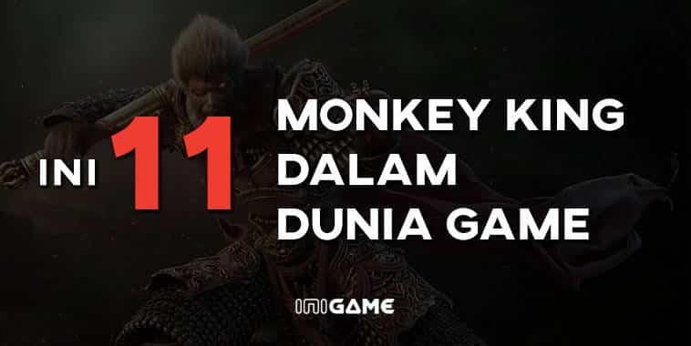 11 sosok monkey king di dunia game