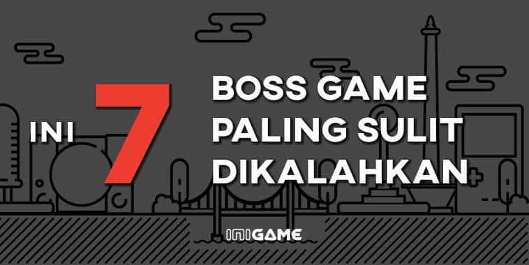 7 boss game paling sulit dikalahkan