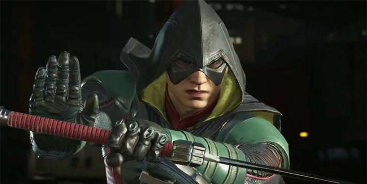 injustice 2 robin