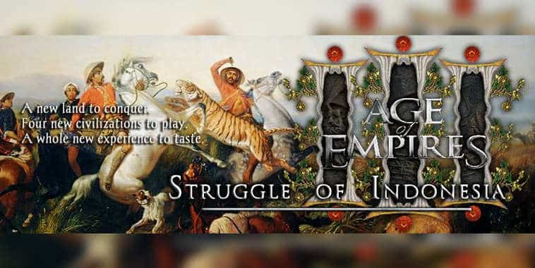 age of empire ii struggle of indonesia