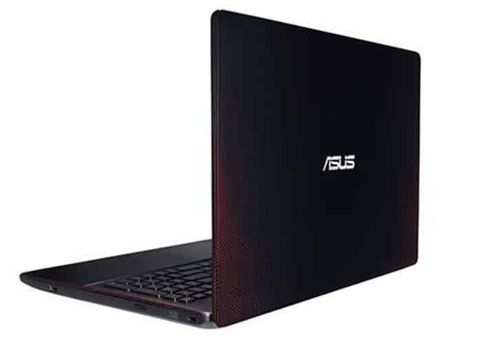 asus x550iu left back side
