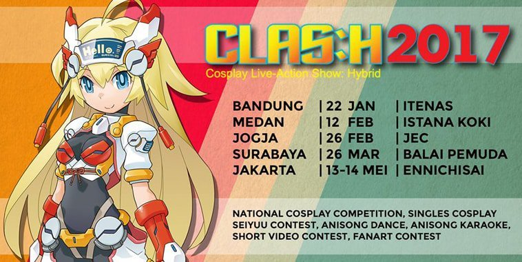 clash 2017