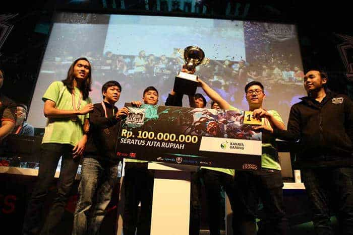 duck in the box league of legends garuda series season 5 winners 1st
