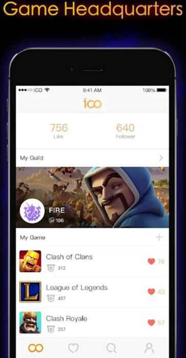 ico game headquarters
