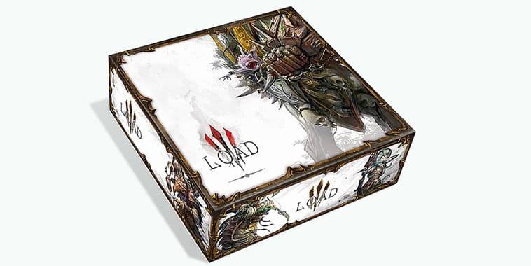 load board game