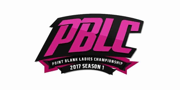 point blank ladies championship 2017 season 1