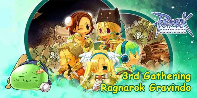 ragnarok gravindo 3rd gathering