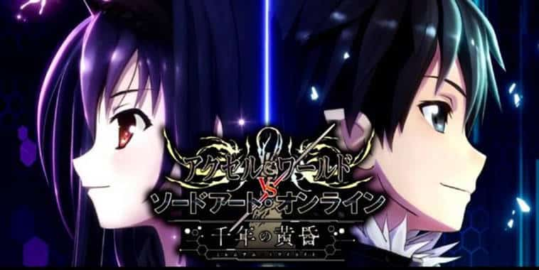 accel world vs sword art online millennium twilight