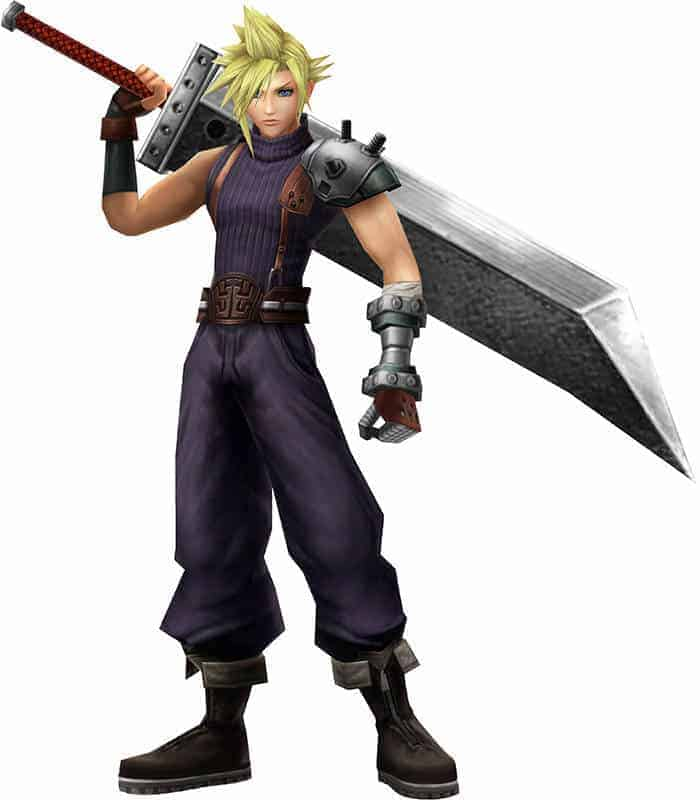 final fantasy explorers force cloud