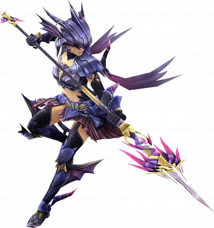 final fantasy explorers force dragoon