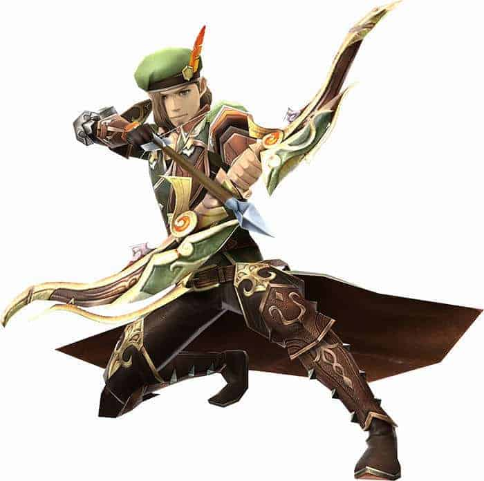 final fantasy explorers force hunter