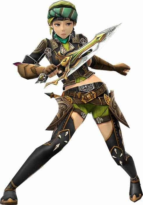 final fantasy explorers force thief