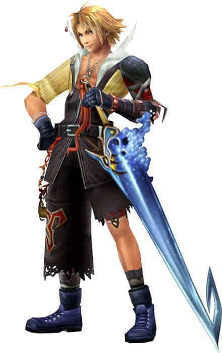 final fantasy explorers force tidus