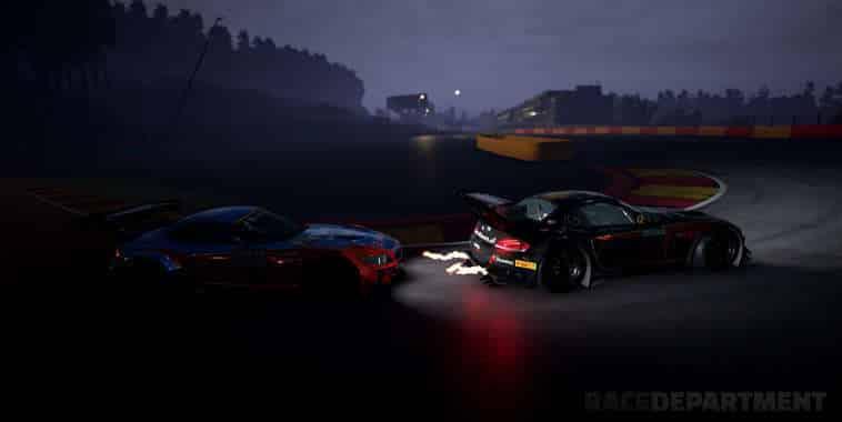 gtr 3 race department