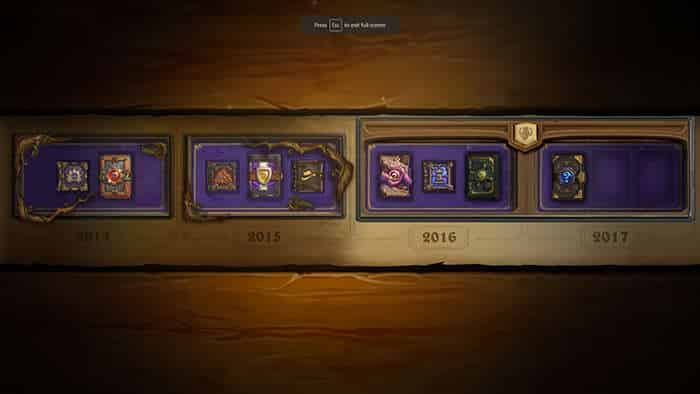 hearthstone year of the mammoth expansion