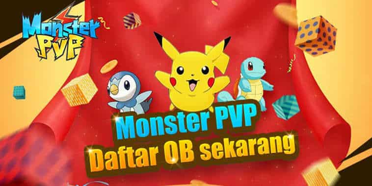 monster pvp open beta