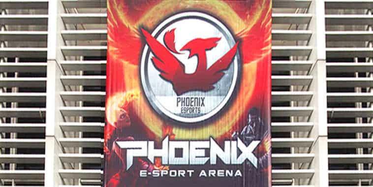 phoenix esports arena kemanggisan