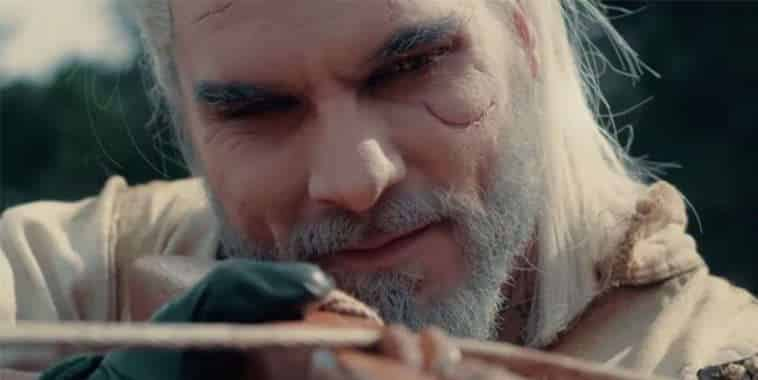 the witcher fan made film geralt