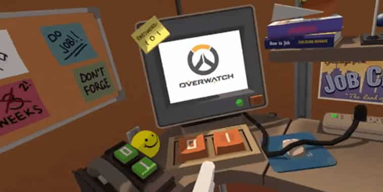 vr game job simulator overwatch