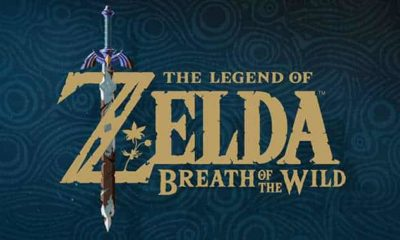 the legend of zeda breath of the wild