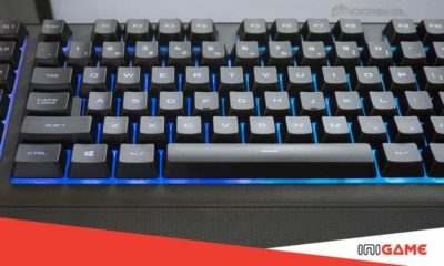 Corsair K55 RGB Review
