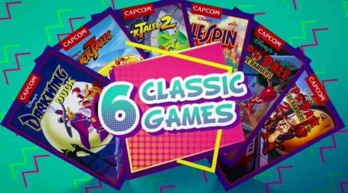 the disney afternoon collection 6 classic games