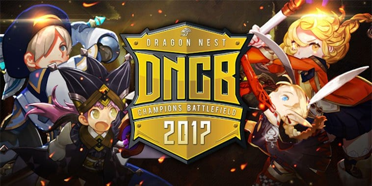 dragon nest championship battlefield 2017