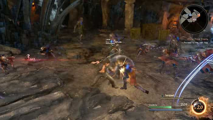 final fantasy xv dlc episode gladiolus battle