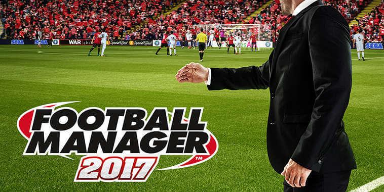 Mainkan Football Manager 2017 GRATIS di Steam Selama 3 Hari!