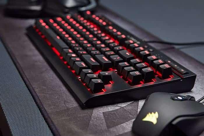 gaming keyboard corsair k63