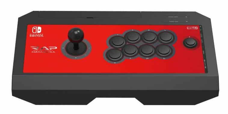 hayabusa stick nintendo switch