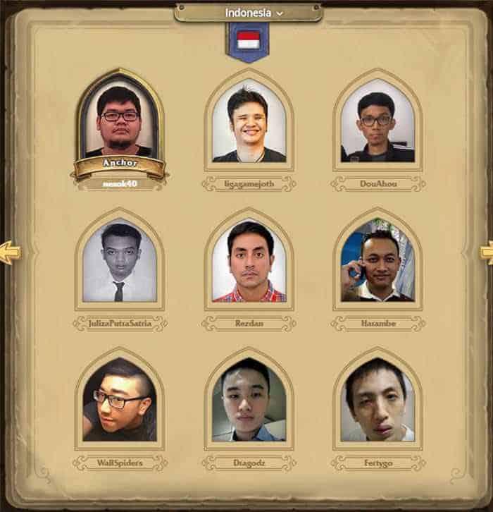 9 kandidat  indonesia hearthstone global games