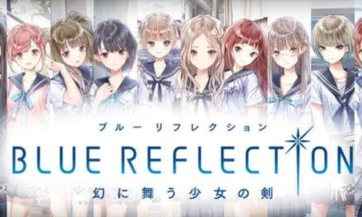 karakter blue reflection