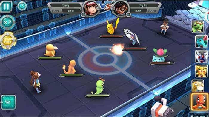 monster pvp - open beta duel