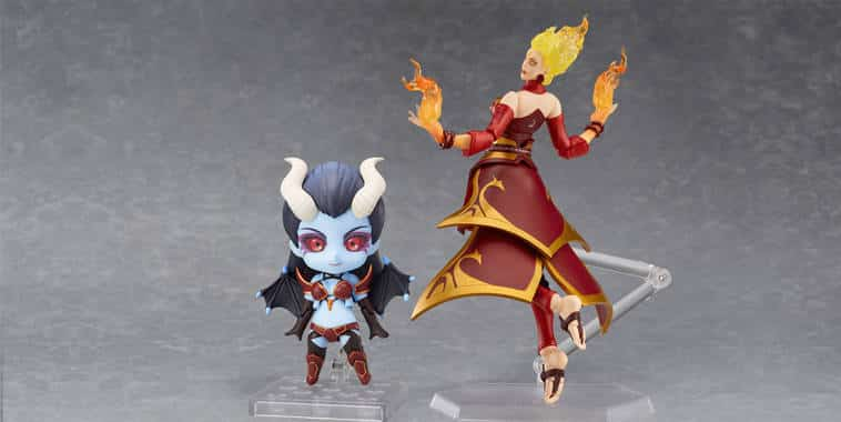 nendoroid queen of pain dan figma lina