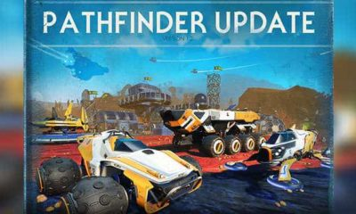 no mans sky pathfinder update