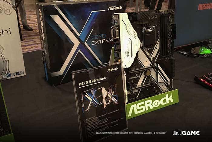 peluncuran asrock 200 series