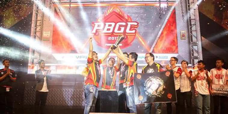 point blank garena championship 2017
