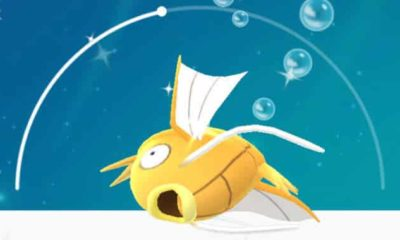 pokemon go - shiny magikarp