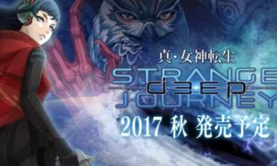 shin megami tensei deep strange journey