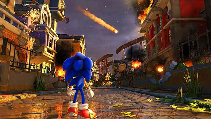 sonic forces project sonic 2017