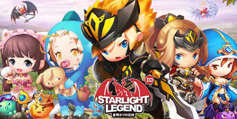 starlight legend id
