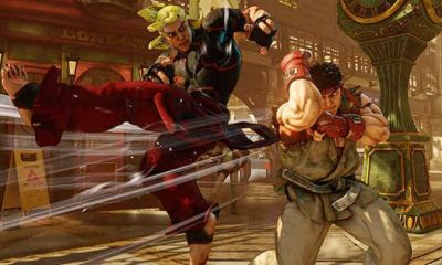 street fighter v ken and ryu